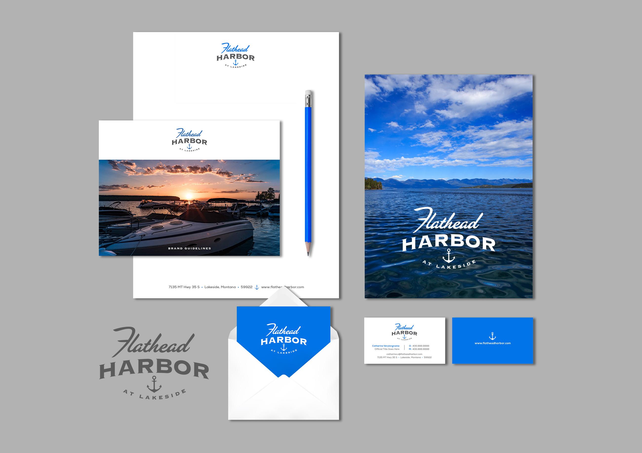 Flathead-Harbor-brand-items