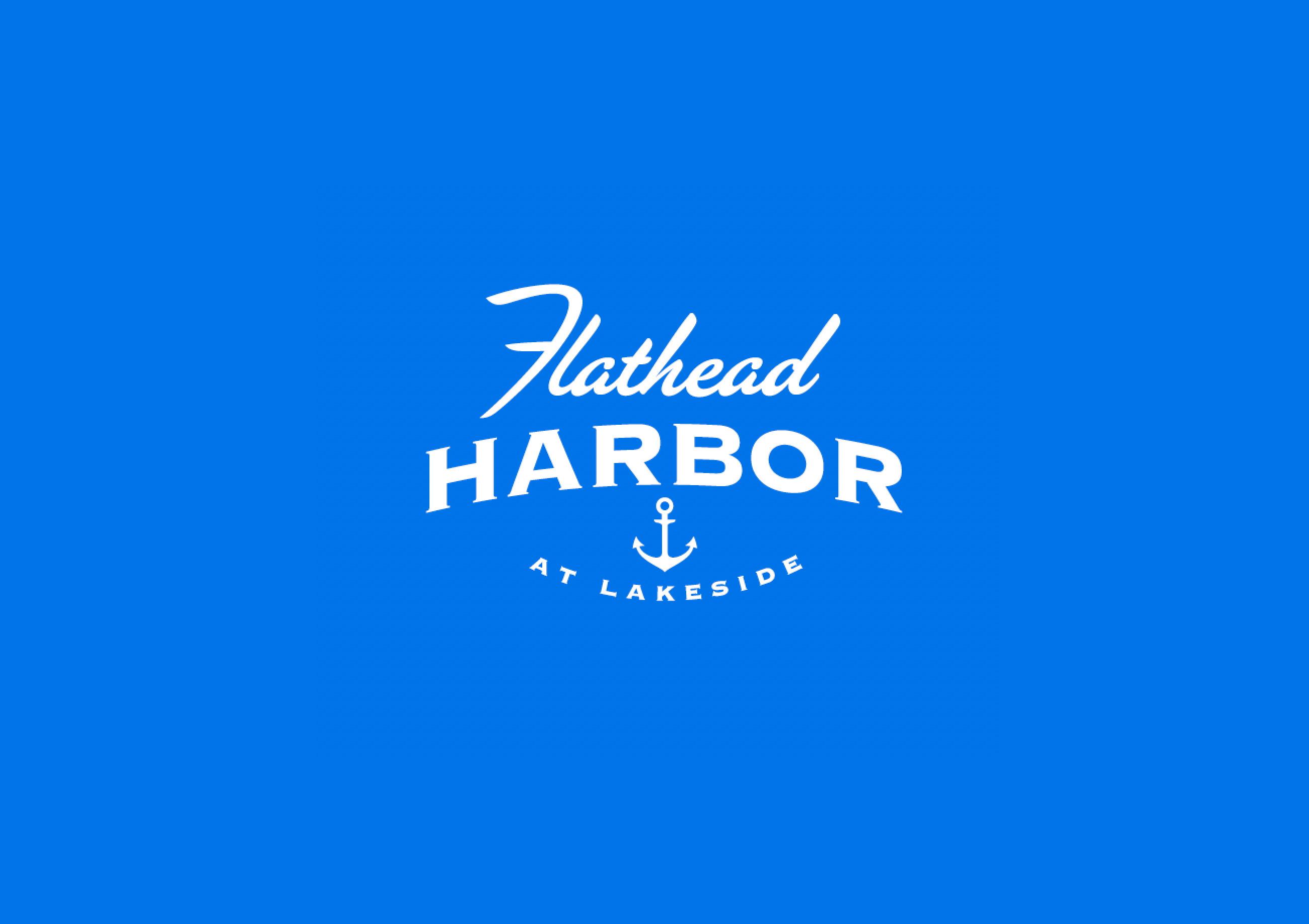Flathead-Harbor-logo-on-blue-2600x1836px